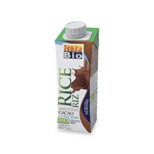RISO CACAO CON CALCIO PREMIUM DRINK 250 ML
