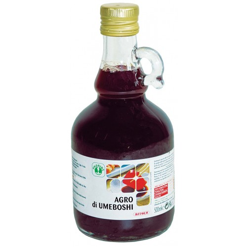 ACIDULATO DI UMEBOSHI 500 ML